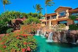 Luxury villa in Hawaii