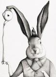 Ester Garcia Cortes, the White Rabbit