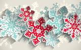 Снежинки