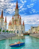 Land of Legends Belek Turkey
