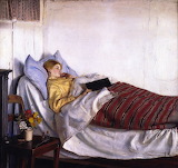Ancher, The Sick girl, 1882