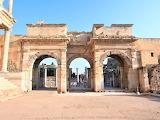 Ephesus Gate Mazeus and Mithridates