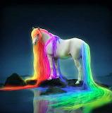 Waterfall Horse
