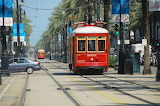 Street Car Canal Street New Orleans credit faunggs photos Flickr