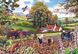 Spring Planting~ farm