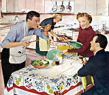 1950's Fun in the Kitchen