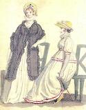 Fashion plate, August 1799