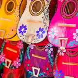 💖Vibrant Guitars, Mexico...