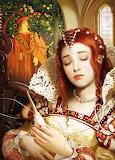 Sleeping Beauty and Her Spindle ~ Tatiana Doronina