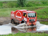 MAN Rally Truck