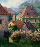Village View, Jennifer E. Young