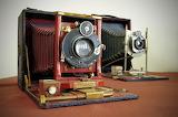 ☺ Vintage folding cameras...
