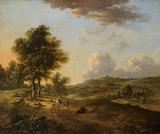 Landscape: The Mendicant by Jan Wijnants