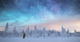 Lapland-Finland-Winter