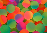 ColourfulBallsAbstract