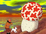9 - Tintin  et  l' étoile  mystérieuse