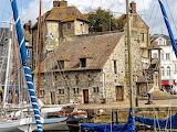 Port of Honfleur, Normandy