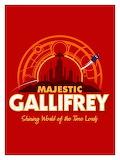 Gallifrey - Art Deco - Whovians.com