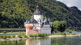 """Castels"" Pfalzgrafenstein Castle Germany"