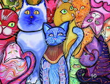 Colorful-cats-jennifer-pavia