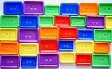 ☺♥ Colorful buttons...