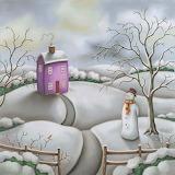 A winter's smile - Paul Horton