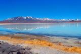 Lagoon, Atacama-Desert