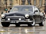 1956 Volga Car Automobile
