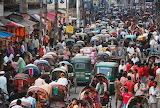 Street in Bangladesh