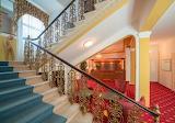 Hotel Luisa staircase - Czech Republic