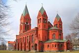 Chernyakhovsk/ Insterburg, Lutheran  nowadays orthodox church