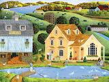 White Duck Inn - Art Poulin