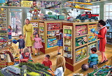 1950's Toy Store