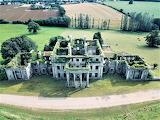 Aerial Castleboro House, Wexford