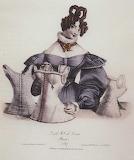 c. 1830 Madame de Corsets, published by Charles Tilt London