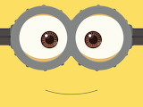 Minion-by-kevinconsen-yellow