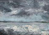 August Strindberg, Packis i stranden, 1892