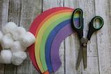 How to make a rainbow..............................x