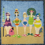 ^ Clara's Bathing Beauties Quilt