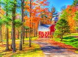 Barn, Vermont