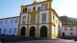 Convento São Boaventura. Santa Cruz das Flores. Flores Island