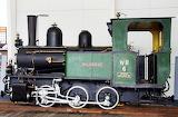 Locomotive Waldenburg, Swiss Transport Museum, Luzern