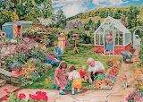 Little Gardeners - Trevor Mitchell