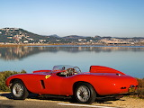 1955 Ferrari 121LM Scaglietti Spyder