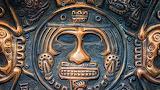 Mayan Relic, Guatemala