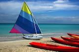 ^ Colorful sails