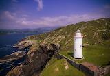 Ardnakinna Lighthouse Bere Island Cork Ireland