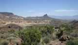 Scenic Oatman From The Mother Road