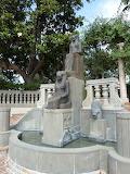 Hearst Castle Statues