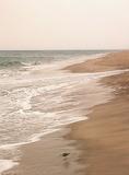 Beach swash